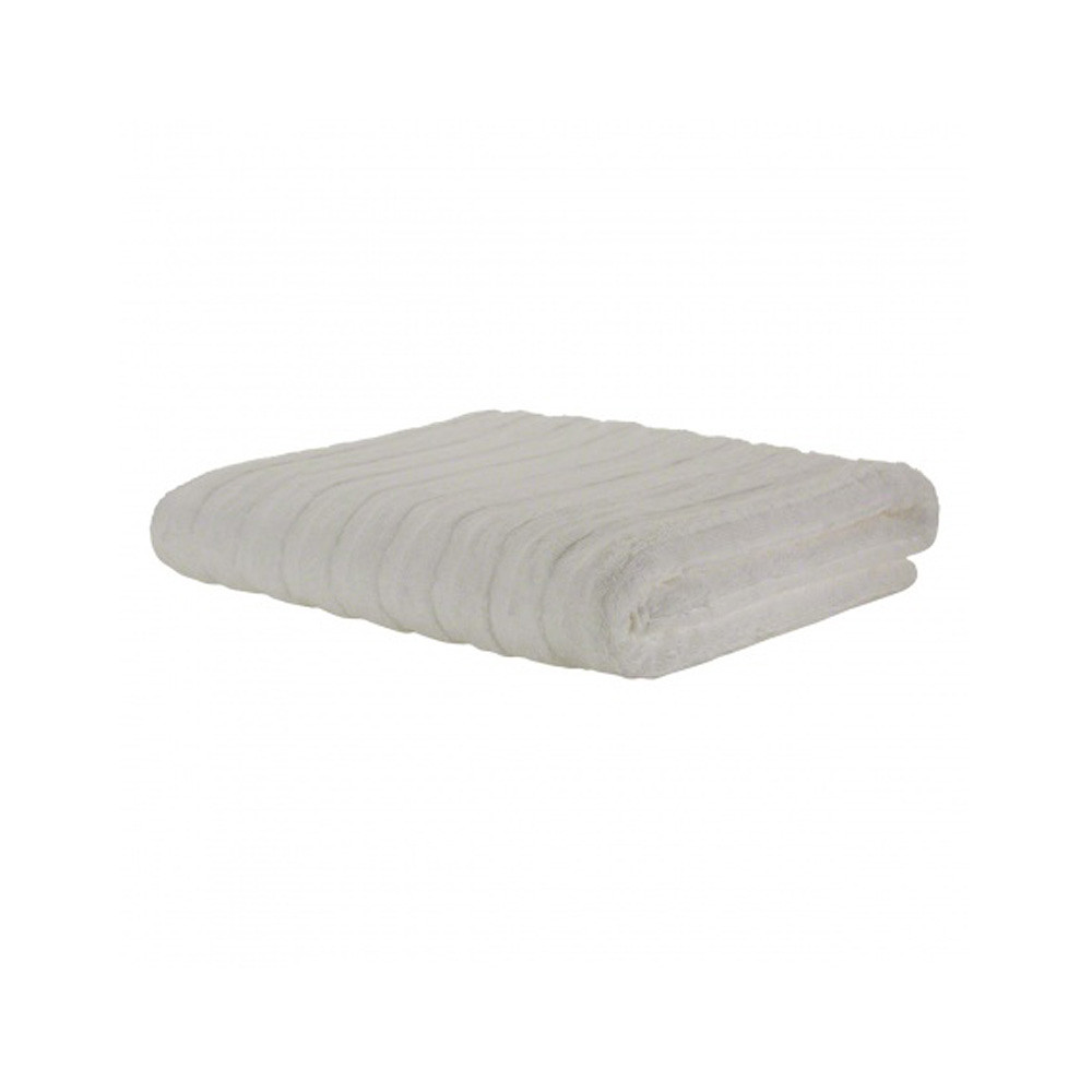 Home Centre Indulgence Bath Sheet - 90x150 cm White