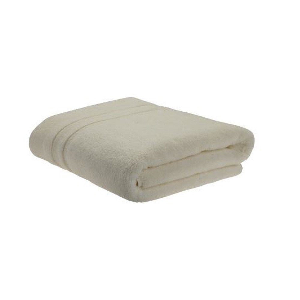 Home Centre Supreme Bath Sheet - Cream