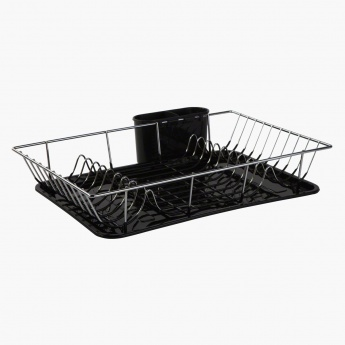 Home Centre Terrazes Single Tier Dish Rack