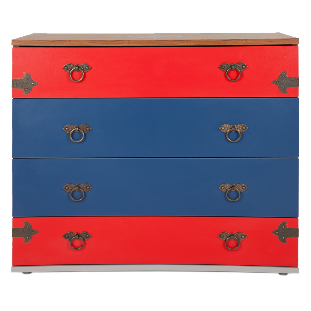 Home Centre Little Pirate Chest of Drawers