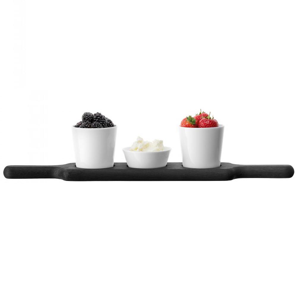 Paddle Dip Set & Black Beech