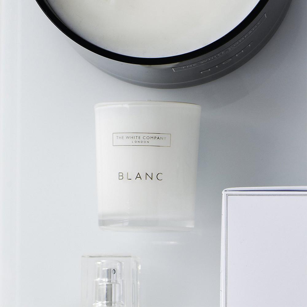 The White Company Blanc Votive Candle
