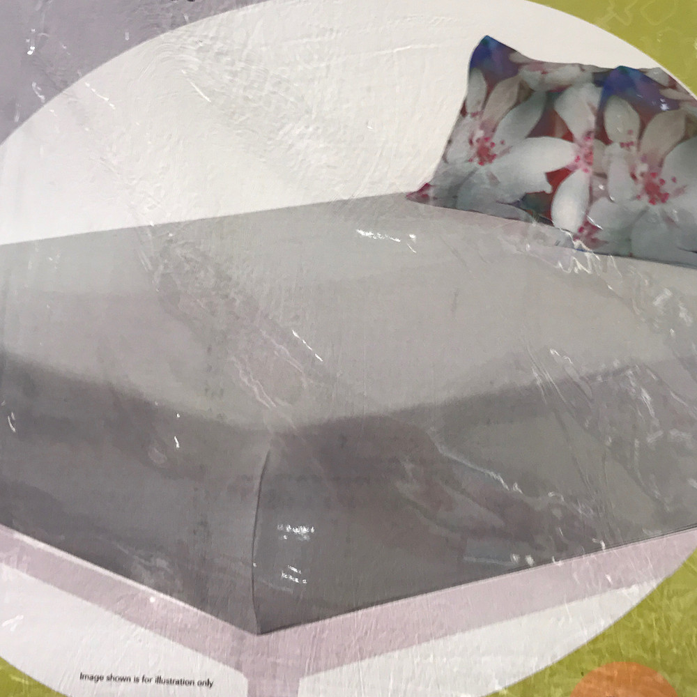 Home Centre Phlox Fitted Sheet