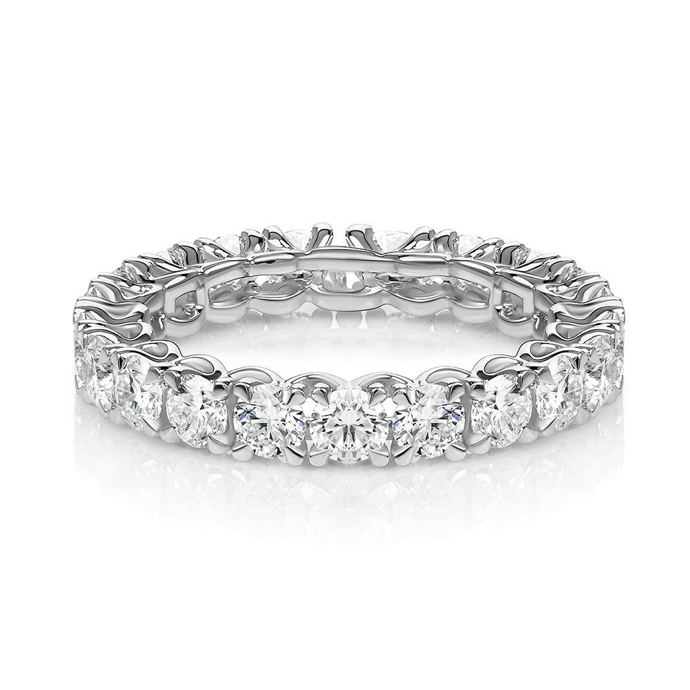Damas Full Eternity Ring