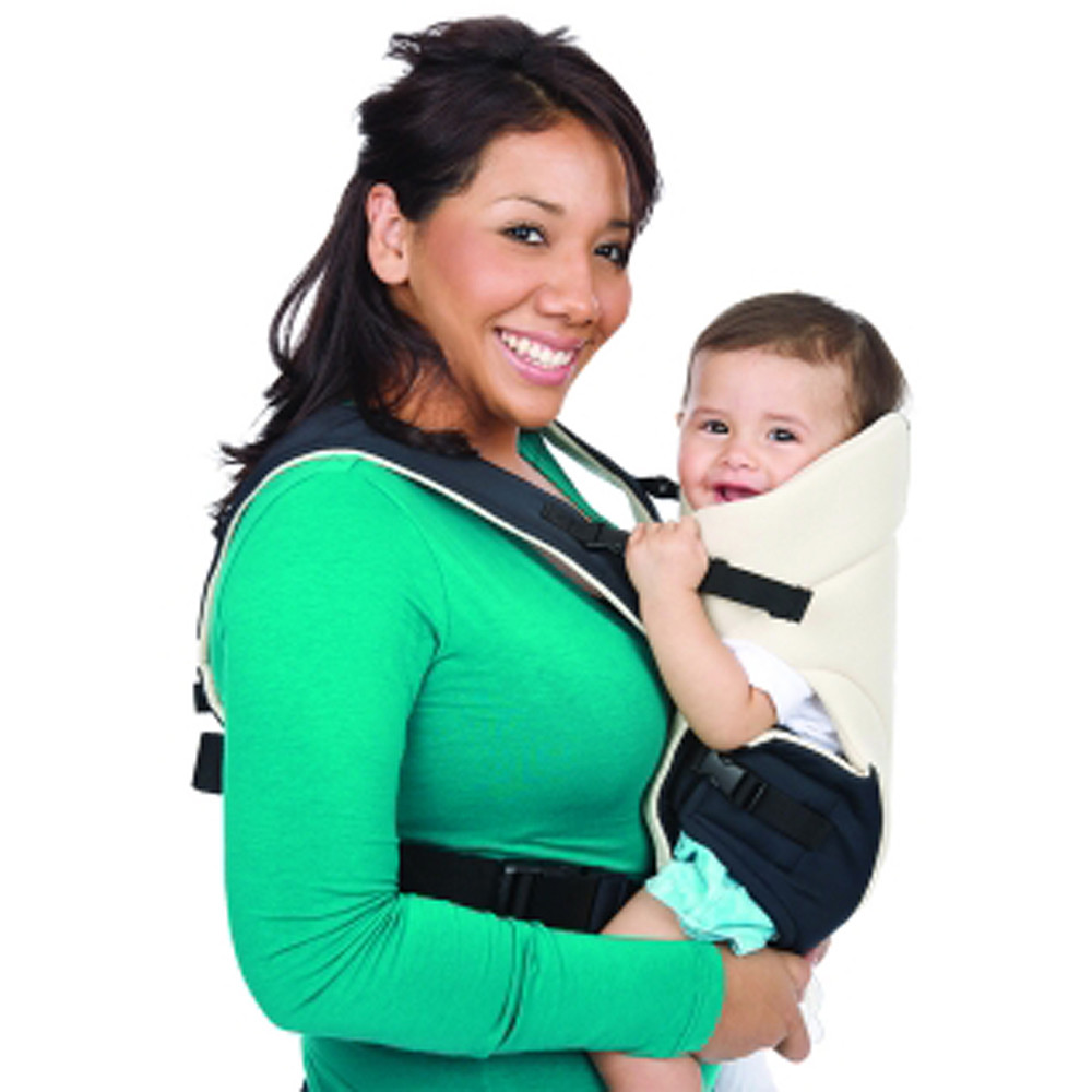 JustEssentials 3 in 1 Carrier, Beige Black