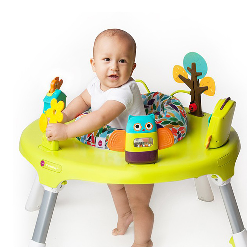 Oribel PortaPlay Forest Friends Convertible Activity Center