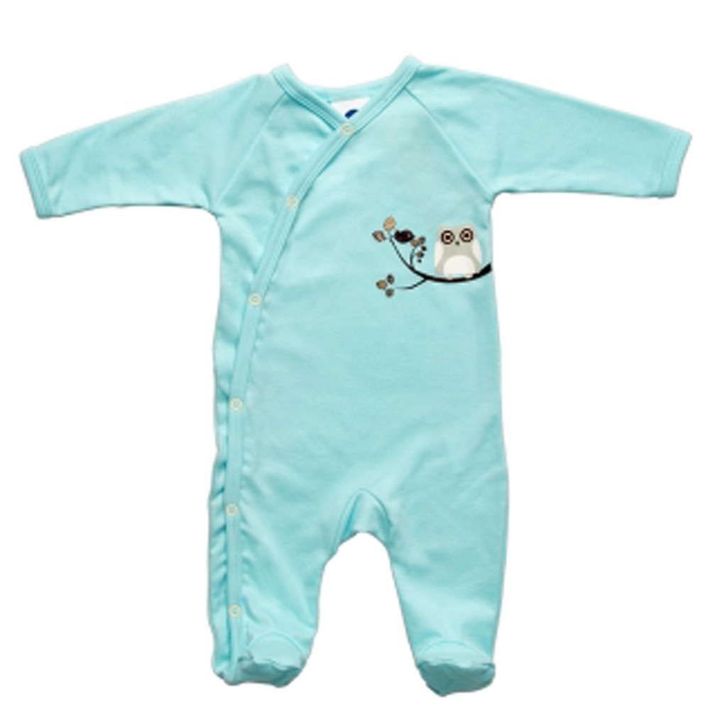 JustEssentials Long Jumpsuit Full Button																																															, Blue