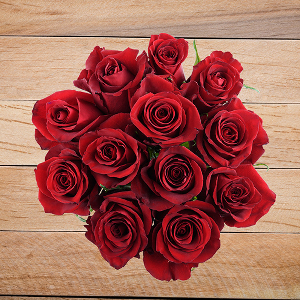 800 Flower Red Rose Bouquet Bunch