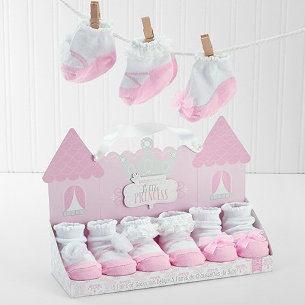 Baby Aspen Little Princess Baby Socks