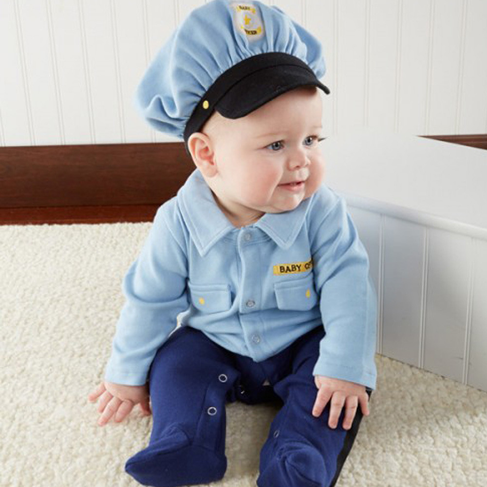 Baby Aspen Big Dreamzzz Baby Officer