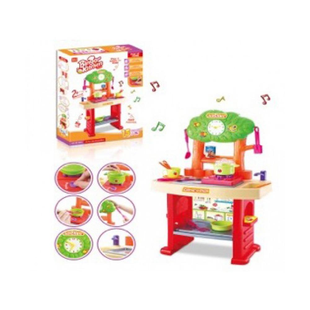 Bingo Come & Play Kitchen