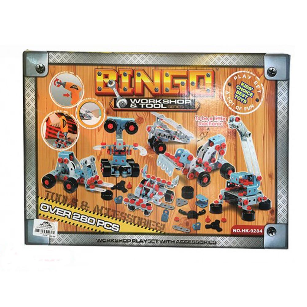 Bingo Workshop Tool Set