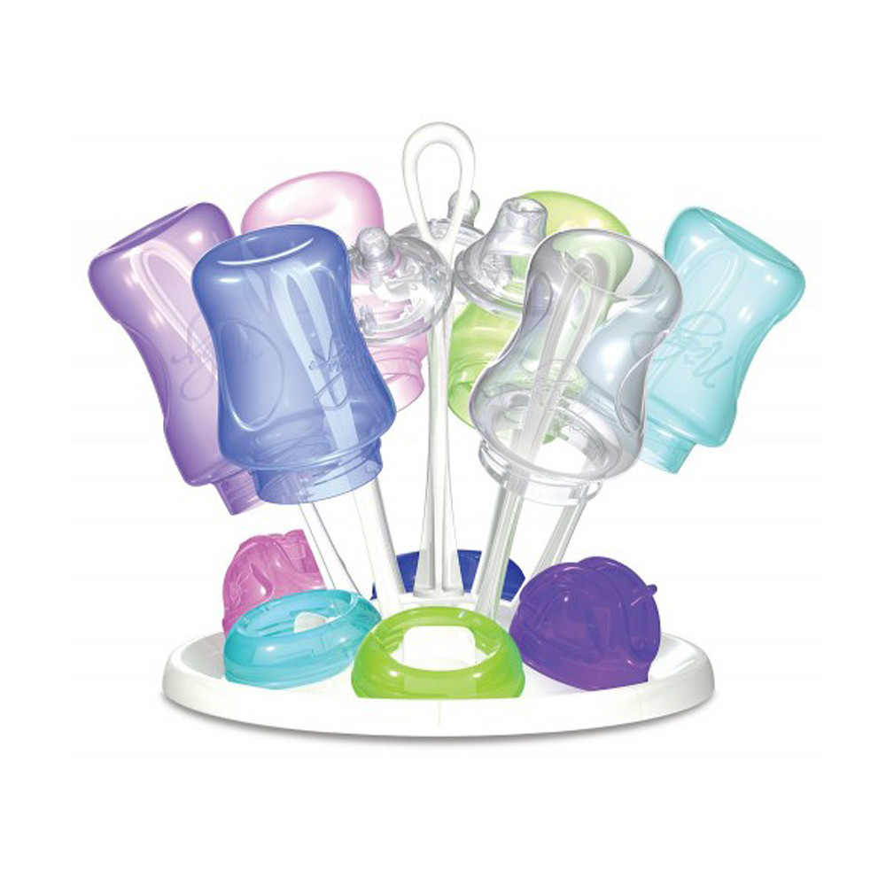 Nuby Bottle & Nipple Drying Rack