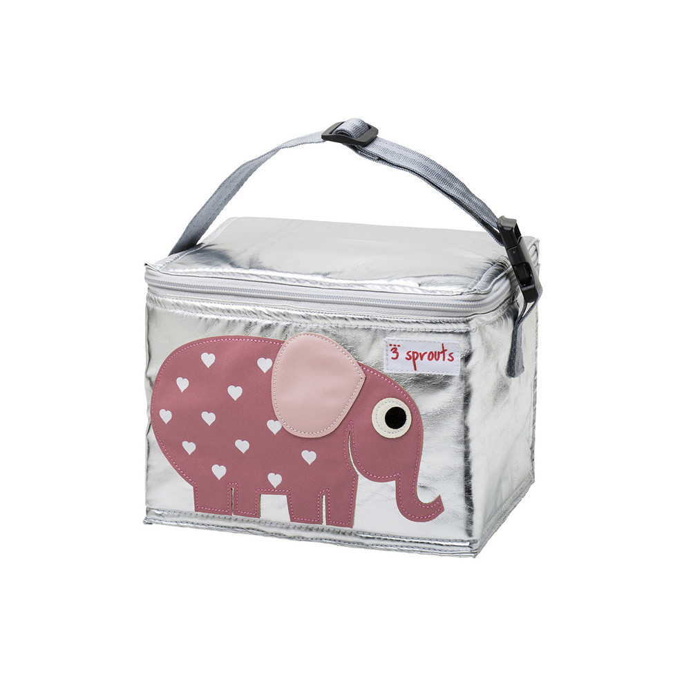 3 Sprouts Lunch Box Elephant
