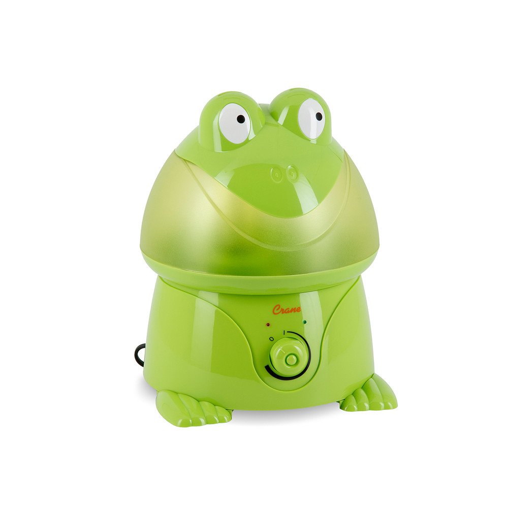 Crane Adorables Humidifier Frog