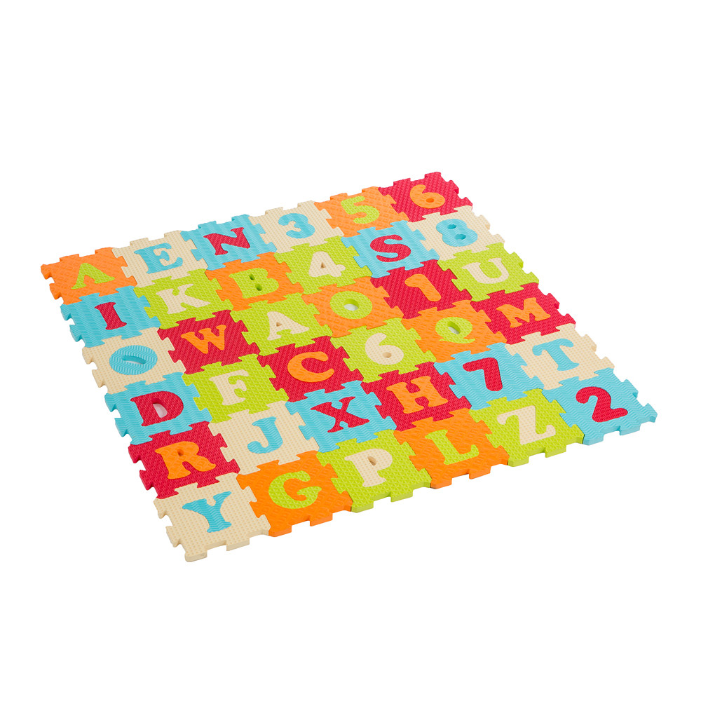 Ludi Foam Puzzle Mat Numbers And Letters