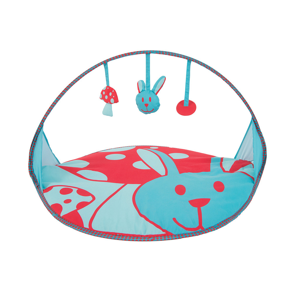Ludi Pop Up Play Mat Rabbit