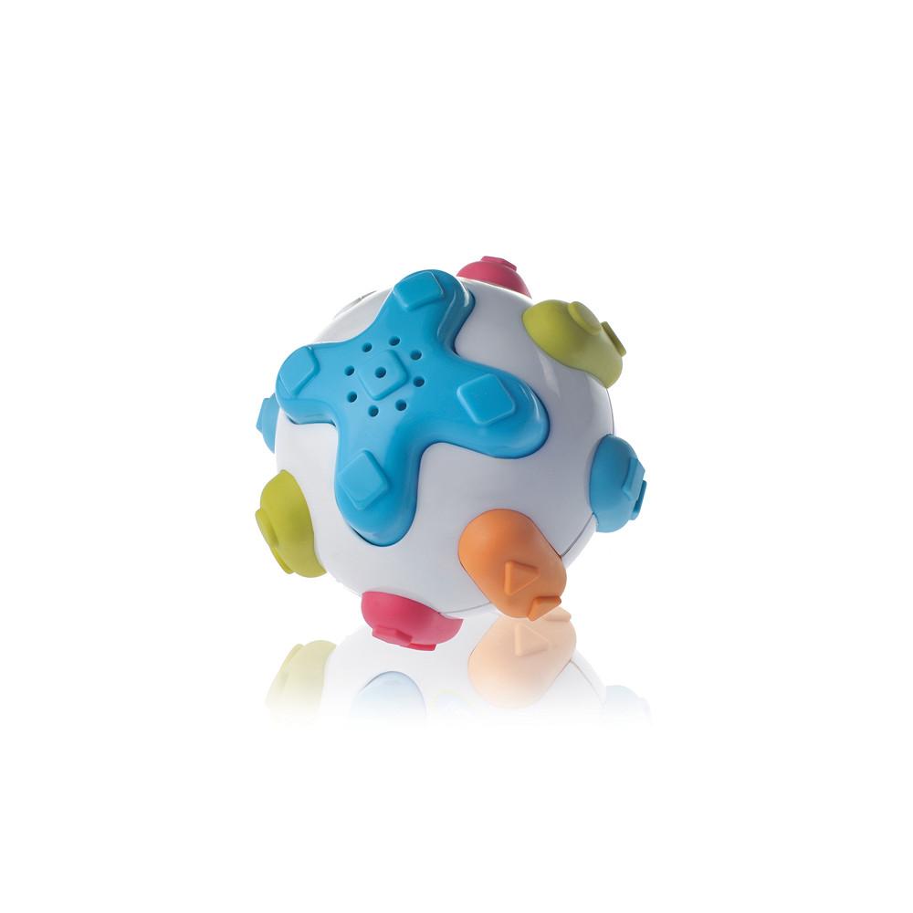 Kidsme Soft Grip Listen & Learn Ball