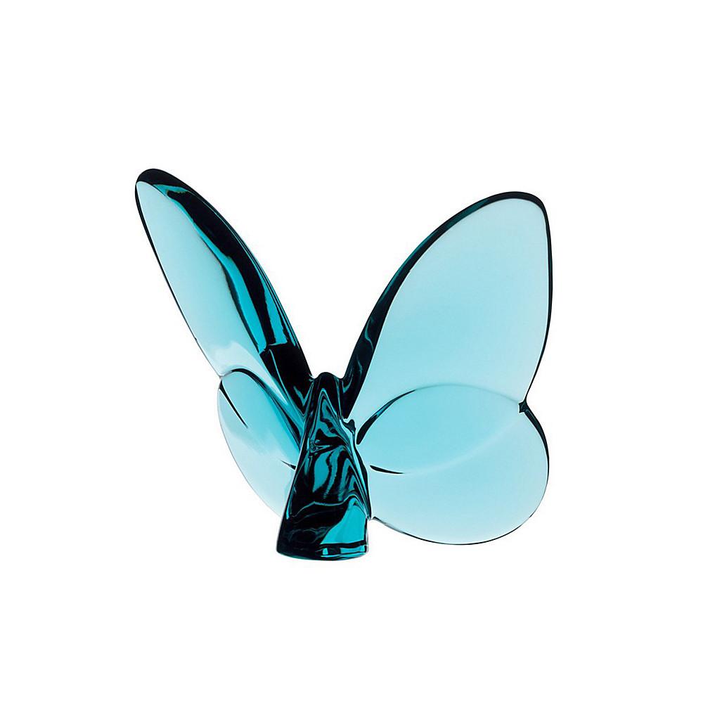 Baccarat Butterfly Lucky Sapphire