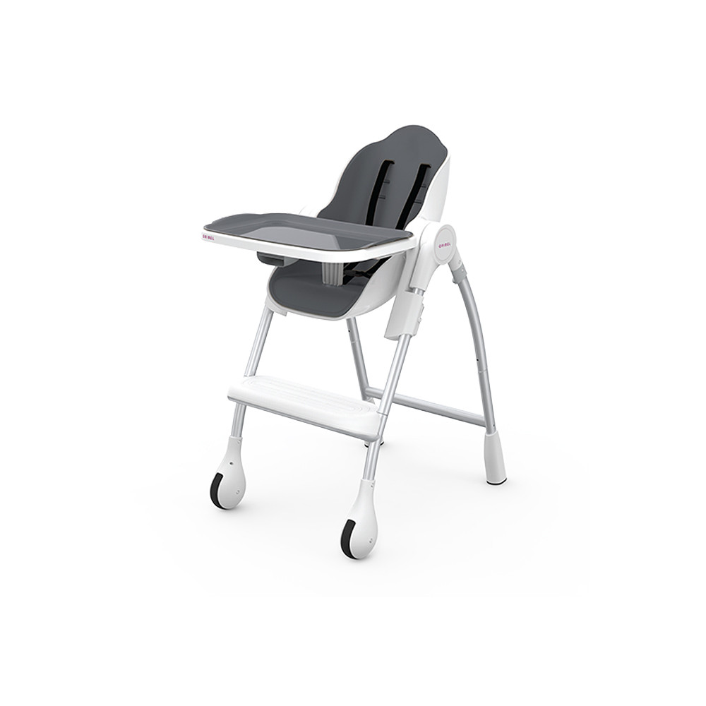 Oribel Cocoon Complete High Chair Slate