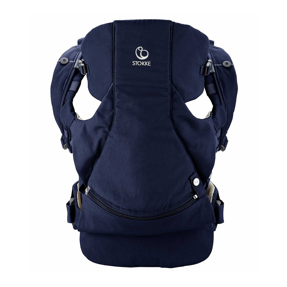 Stokke Carrier Front & Back Deep Blue