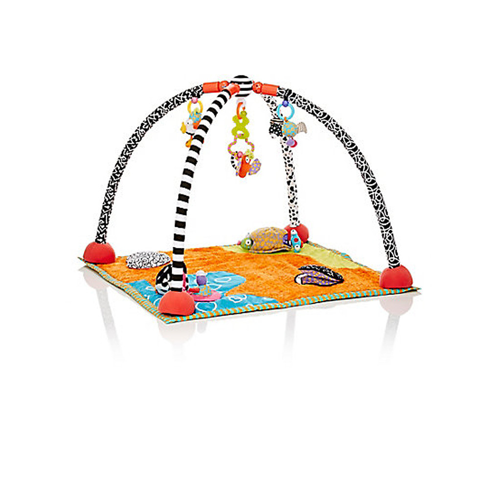 Kushies Shangrila Activity Mat & Portico Archway Accessory