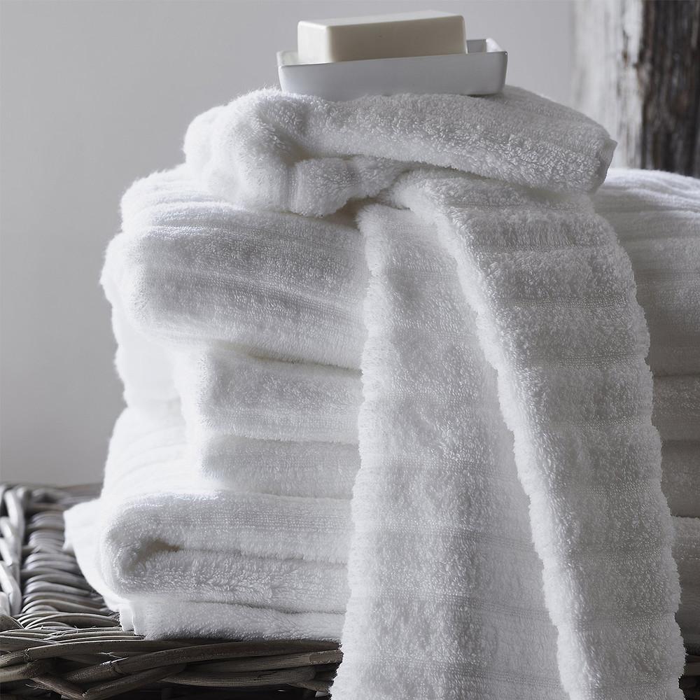 The White Company Hydrocotton Bath Towel
