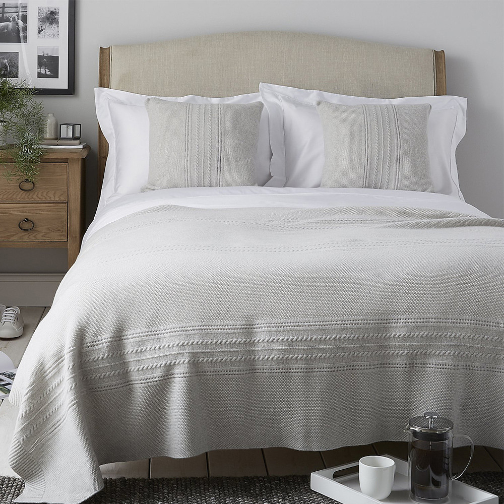 The White Company Chartwell Throw 140 x 200 cm