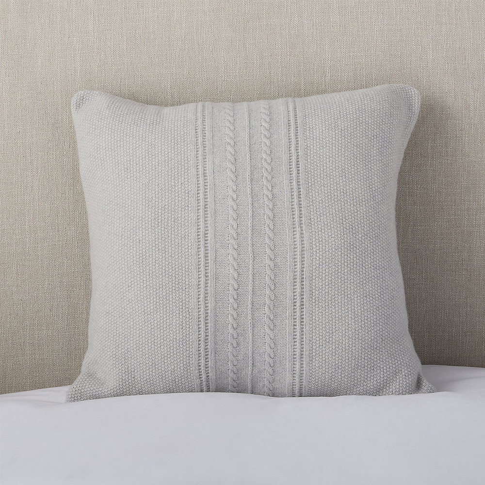 The White Company Chartwell Cushion Cover 50 x 50 cm