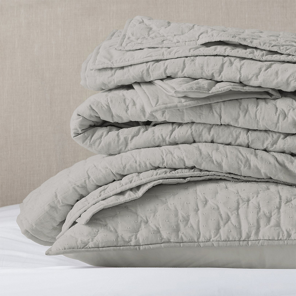 The White Company Annecy Quilt King 270 x 260 cm