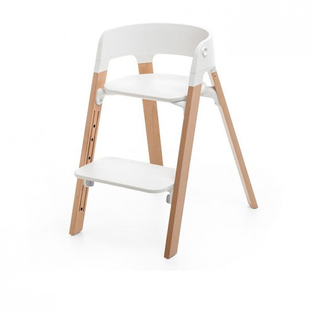 Stokke Steps Chair Natural Oak