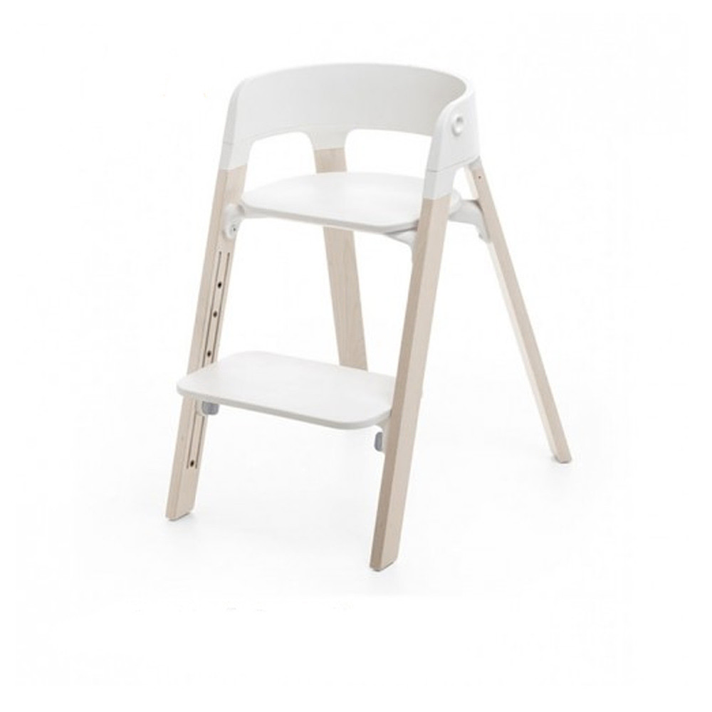 Stokke Steps Chair Whitewash