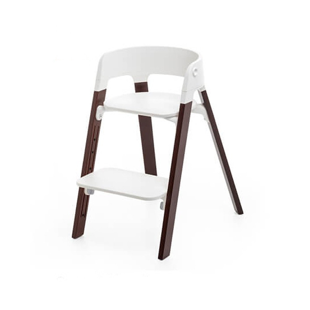 Stokke Steps Chair Walnut