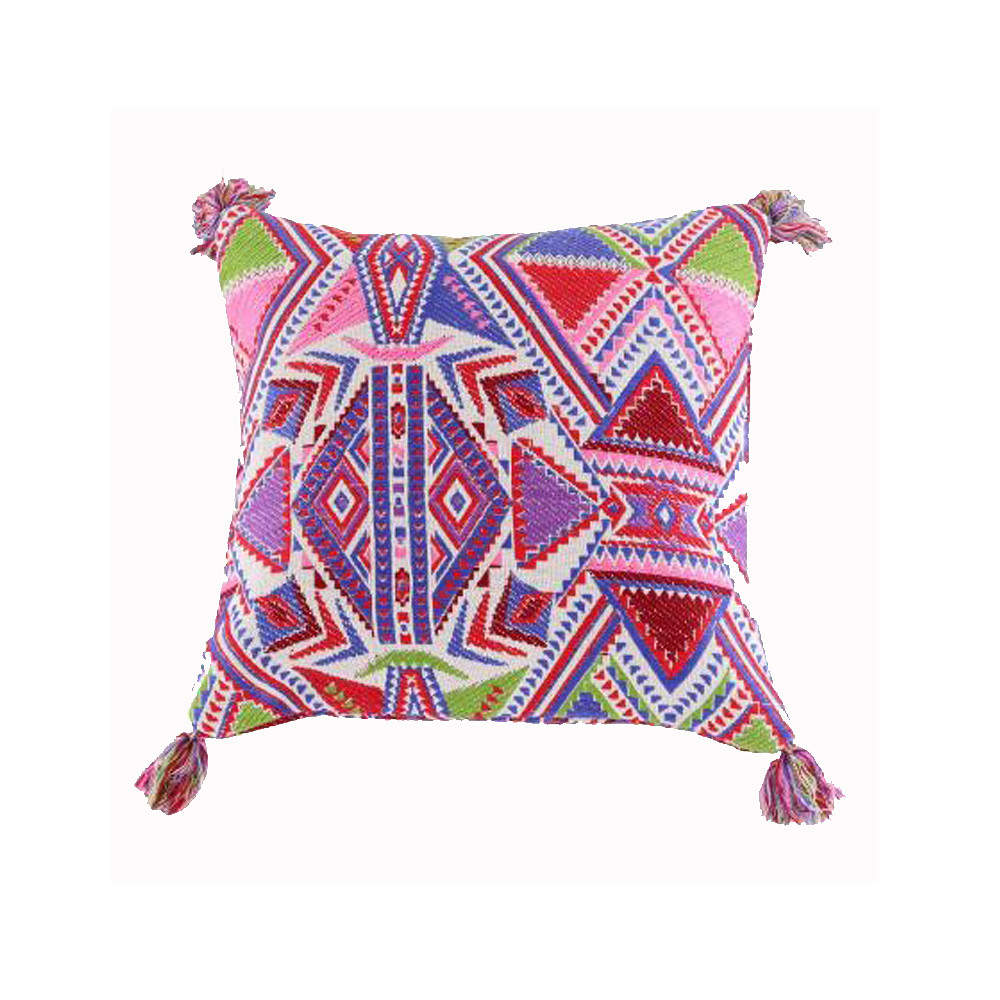 Home Centre Tribal Cushion Cover
