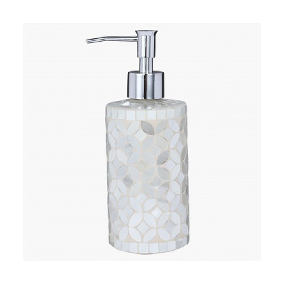 Home Centre Silverside Lotion Dispenser