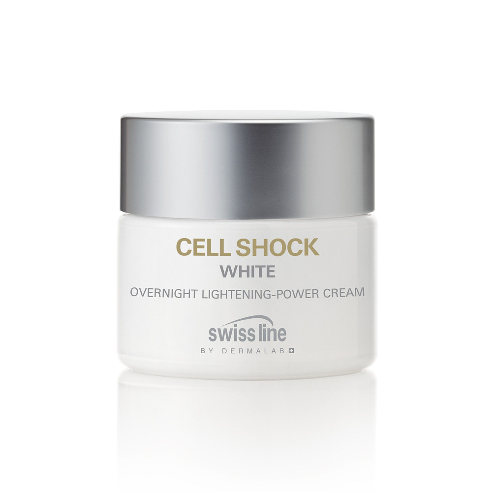 Swiss line CSW Overnight Lightening - Power Cream