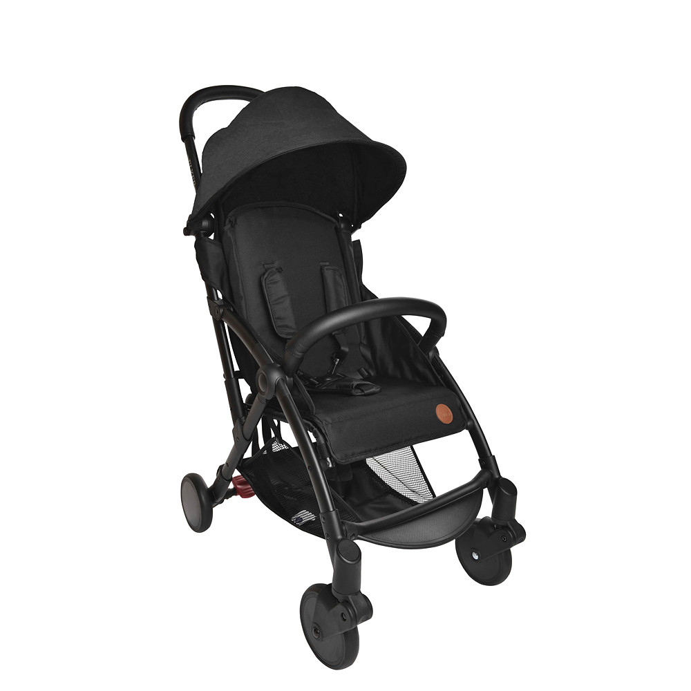 JustEssentials Flyer Stroller Black