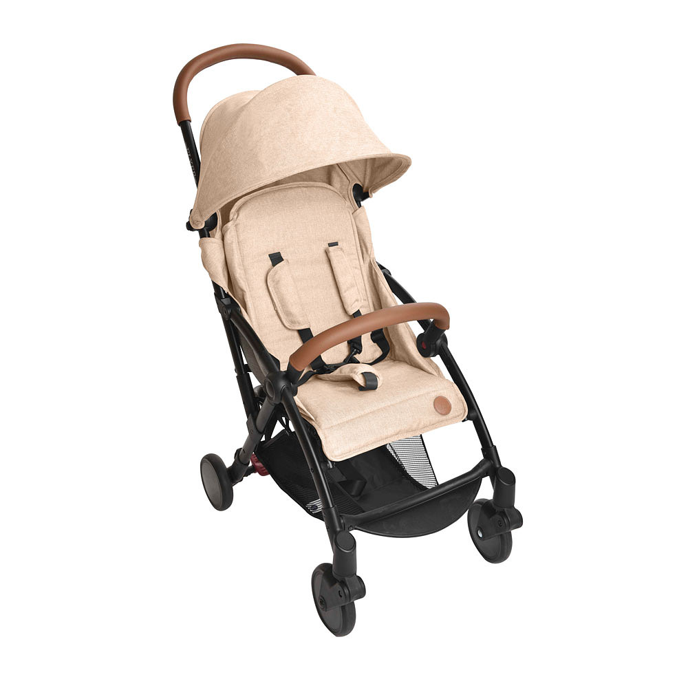JustEssentials Flyer Stroller Taupe