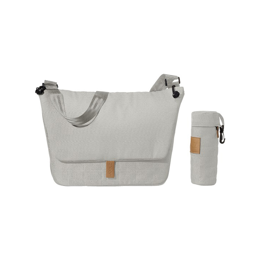 Joolz Geo Studio/Quadro Nursery Bag Grigio