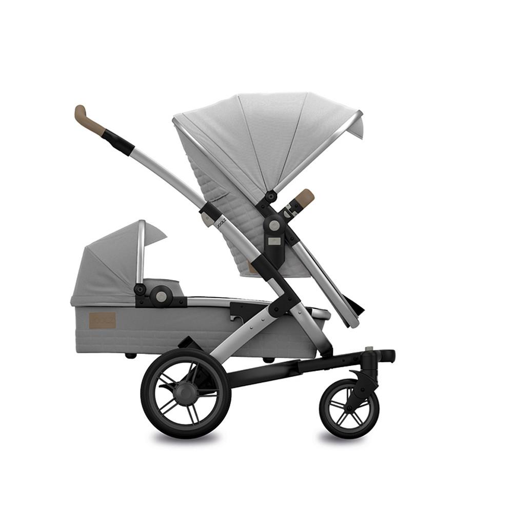 Joolz Geo Quadro Grigio Stroller - Duo