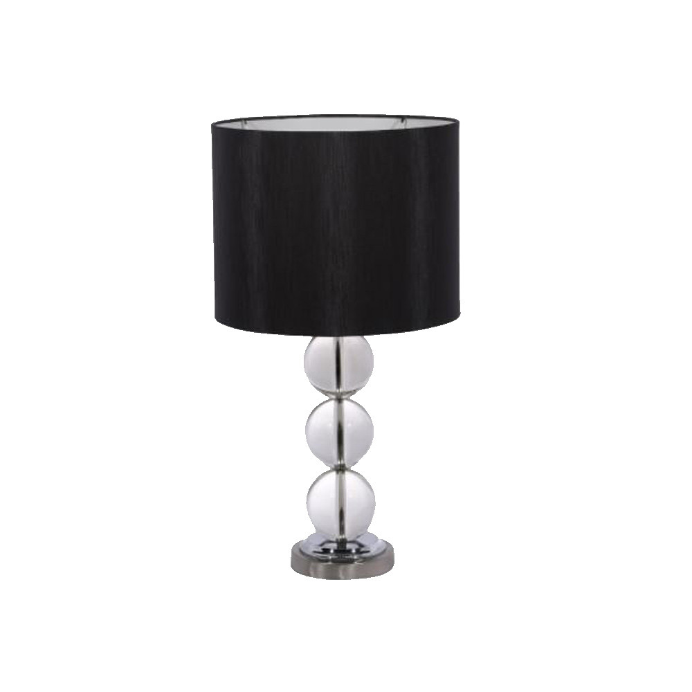 Home Centre Crystal Table Lamp