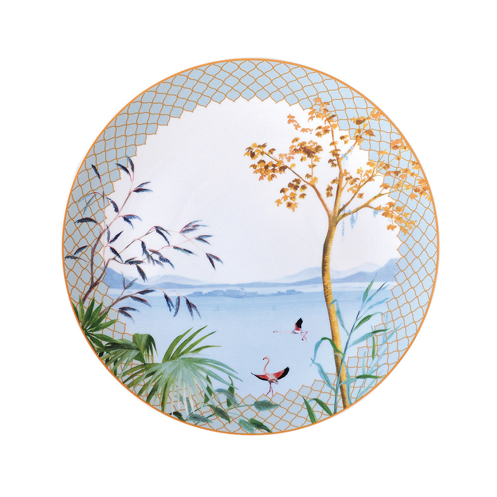 Bernardaud Tropiques Service Plate
