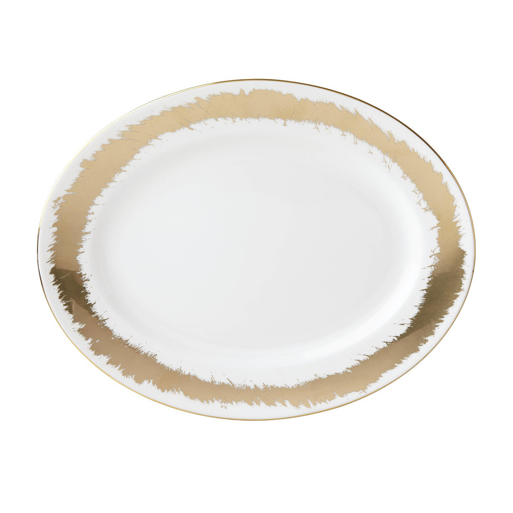 Lenox Oval Platter Casual Radiance