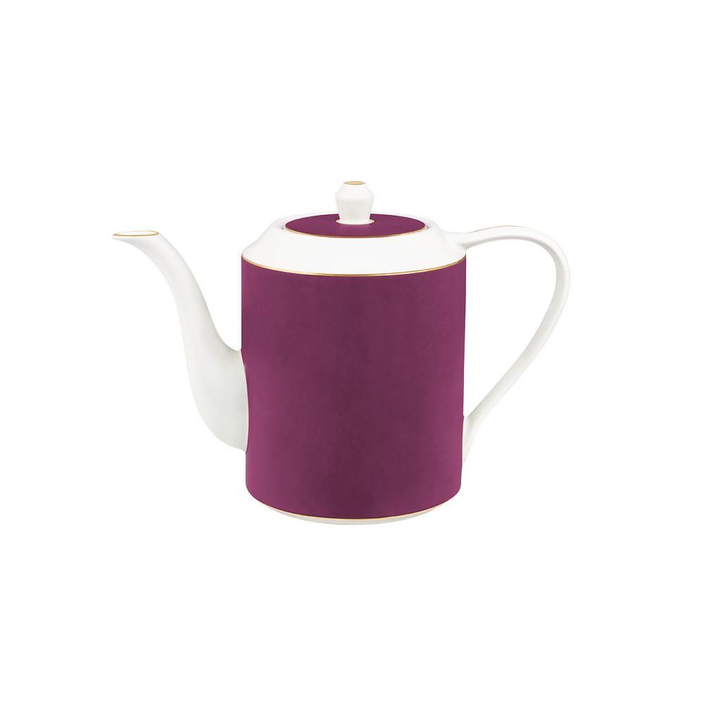 Porcel Lena Violet Tea/Coffee Pot