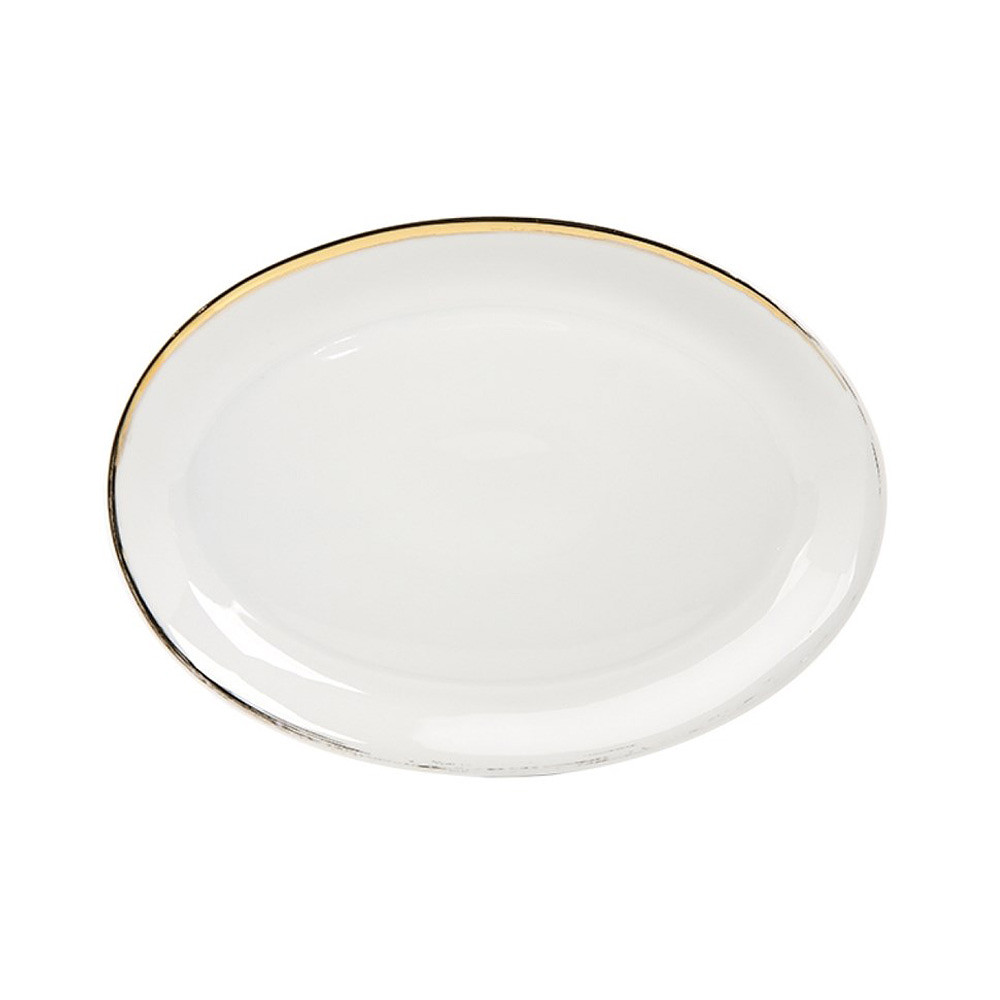 SPAL Glee Oval Platter 35x25cm