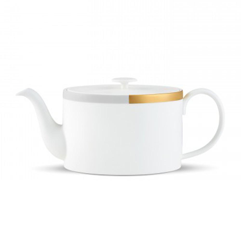Wedgwood Vera Wang Castillon Tea Pot