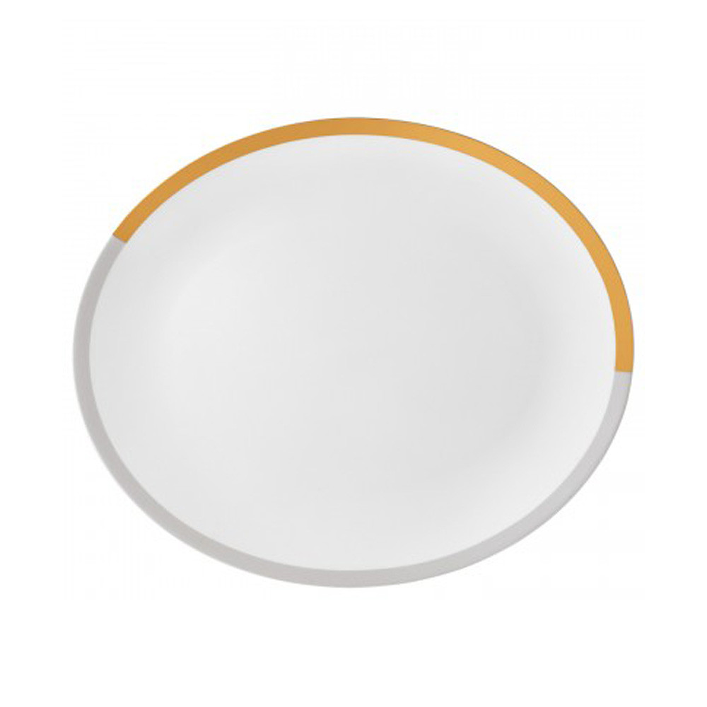 Wedgwood Vera Wang Castillon Oval Platter 33cm