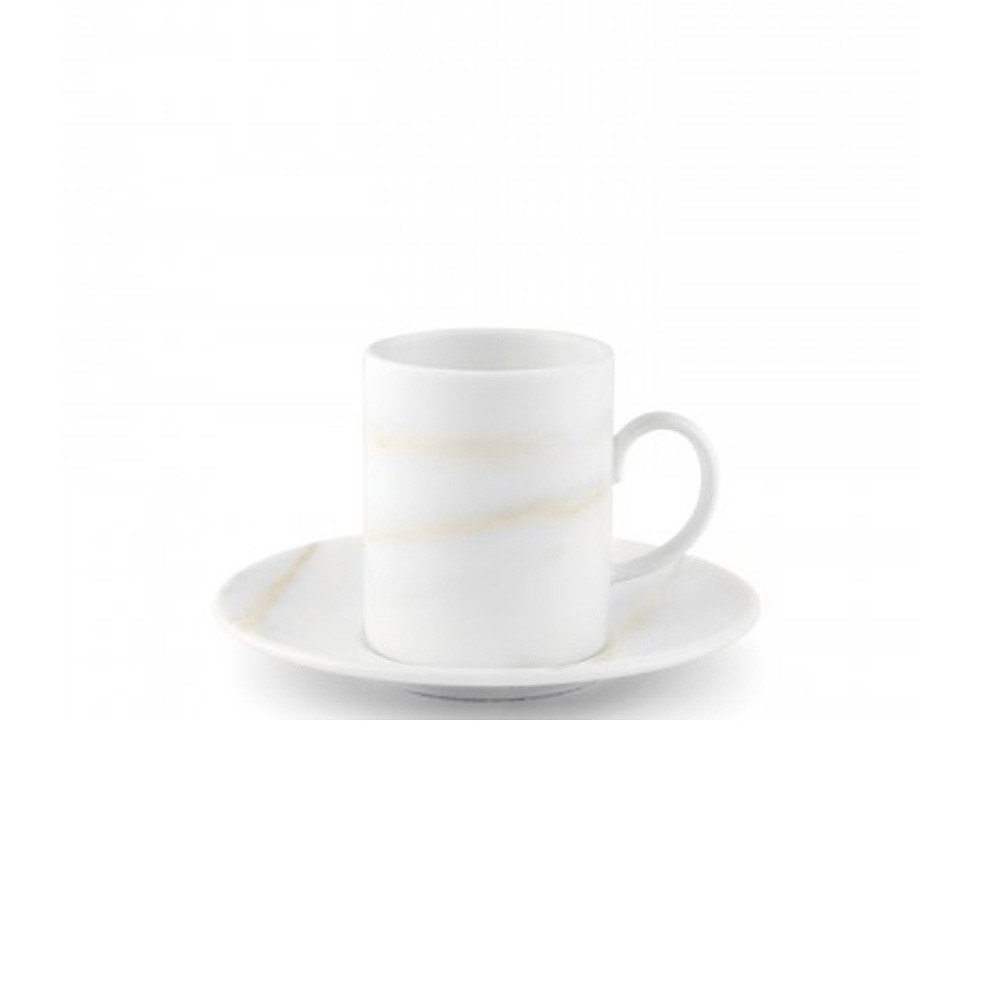 Wedgwood Venato Imperial Espresso Cup and Saucer S/2 (SET OF 6)