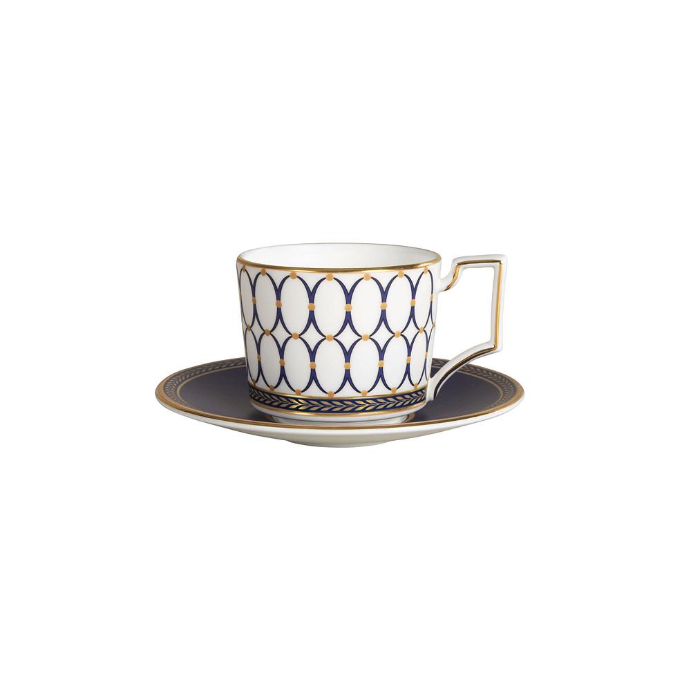 Wedgwood Renaissance Gold Espresso Saucer