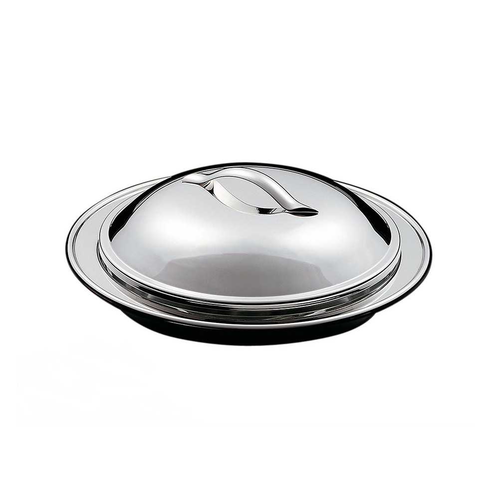 Zanetto Italia Round Dish Container with Cover